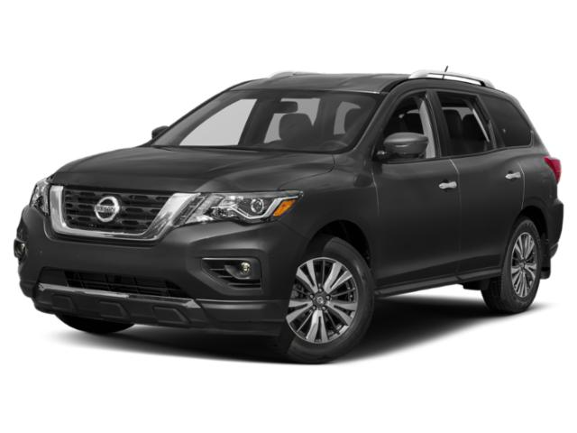 NISSAN PATHFINDER SV ROCK CREEK 2020