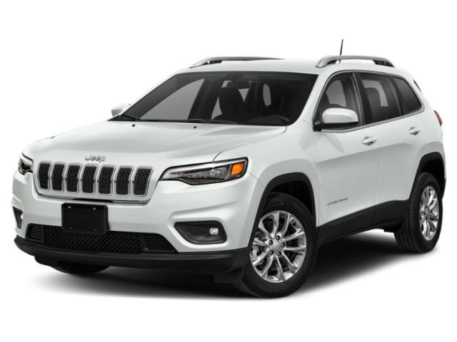 JEEP CHEROKEE TRAILHAWK 4X4 2021
