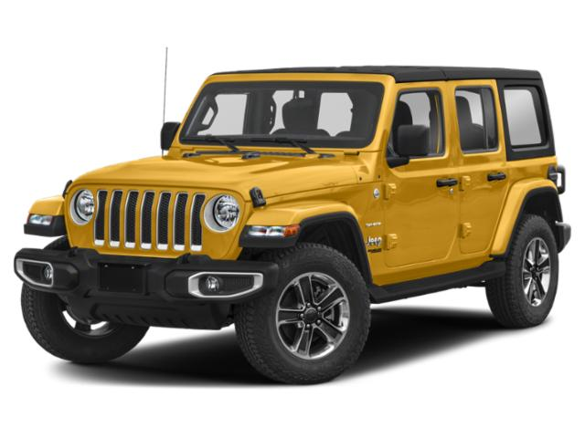 JEEP WRANGLER UNLIMITED WILLYS 4X4 2021