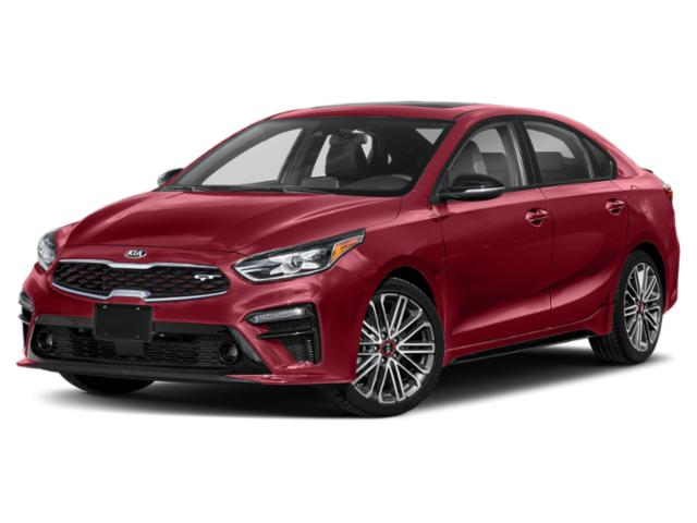 Kia Forte GT Limited DCT 2021